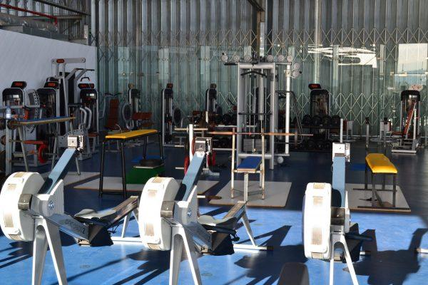 Lake gym1